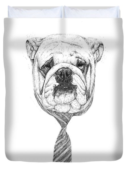Cooldog Duvet Cover