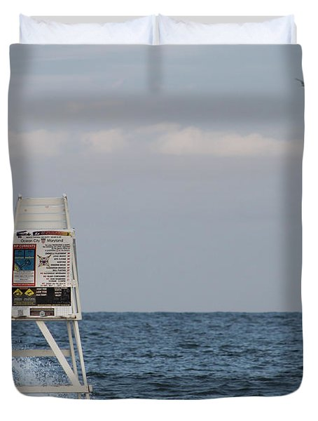 Cools Sands Duvet Cover