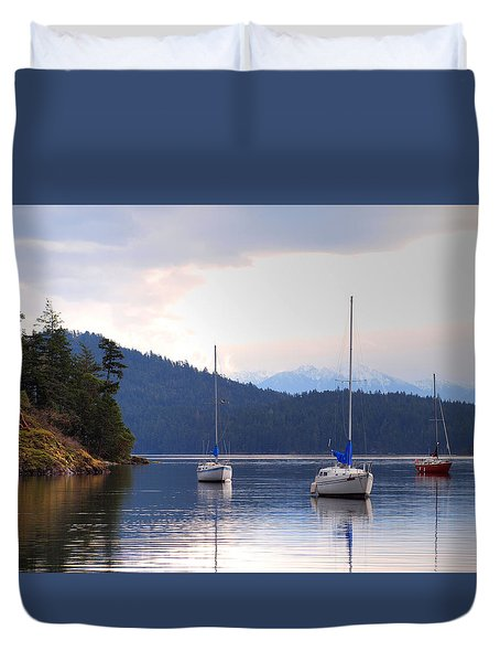 Cooper's Cove 1 Duvet Cover