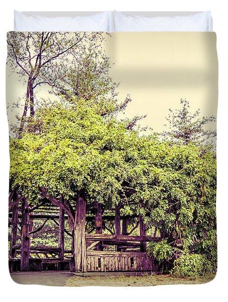 Cop Cot - Central Park Duvet Cover