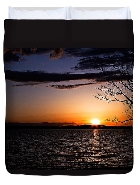 Copan Sunset Duvet Cover