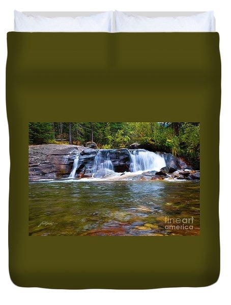 Copeland Falls Duvet Cover
