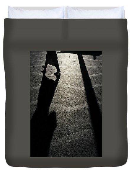 Copenhagen Lady Duvet Cover by KG Thienemann