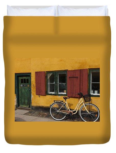 Copenhagen Still Life Duvet Cover