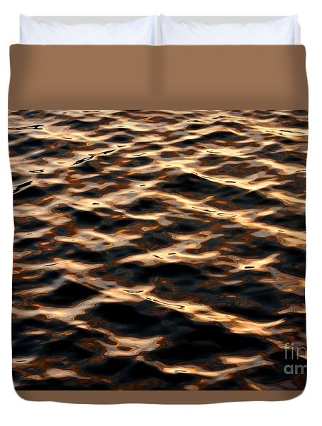 Copper Hills Duvet Cover