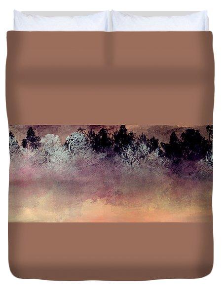 Copper Lake Duvet Cover