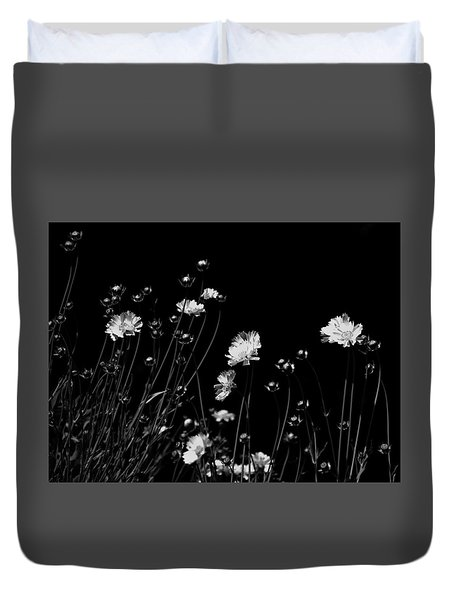 Coreopsis Duvet Cover