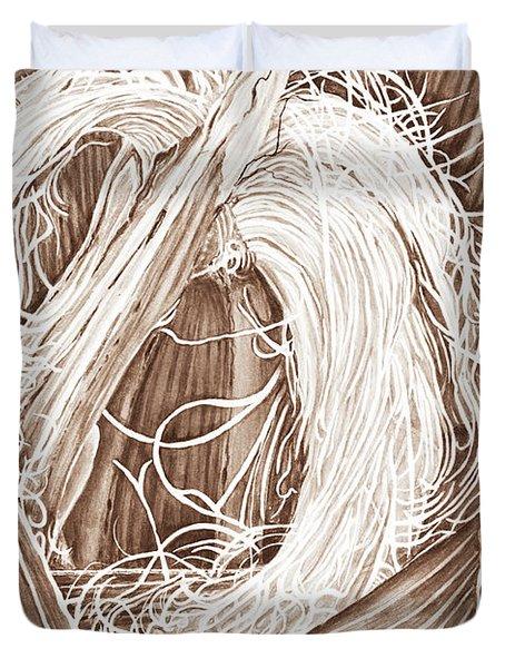 Corn Silk - Neutral Duvet Cover