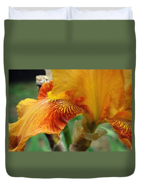 Corner Sunshine Duvet Cover
