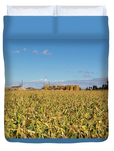 Cornfiled Duvet Cover