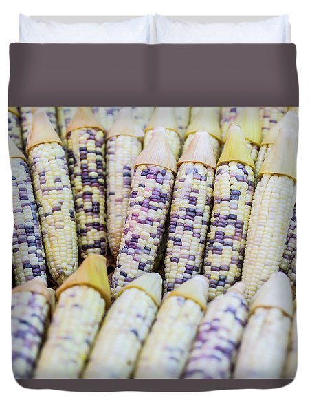 Corns  Duvet Cover
