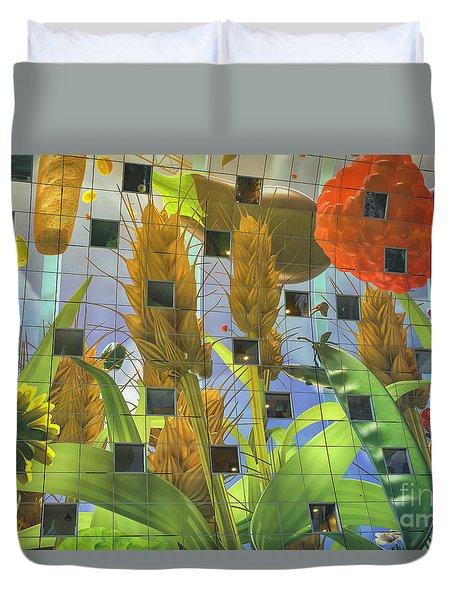 Cornucopia Duvet Cover by Patricia Hofmeester