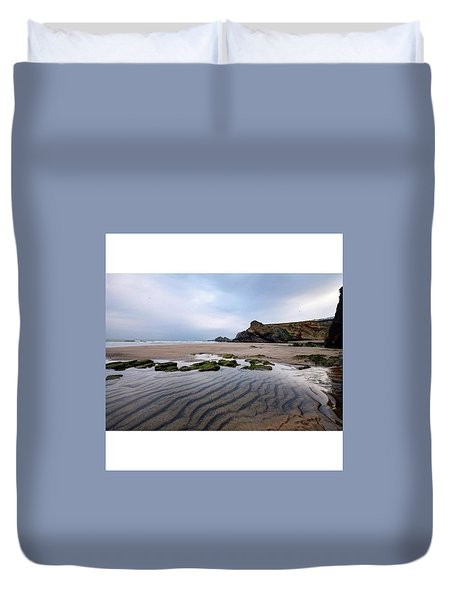Low Tide Whipsiderry Duvet Cover