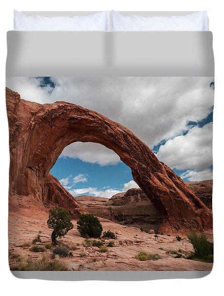 Corona Arch - 9755 Duvet Cover
