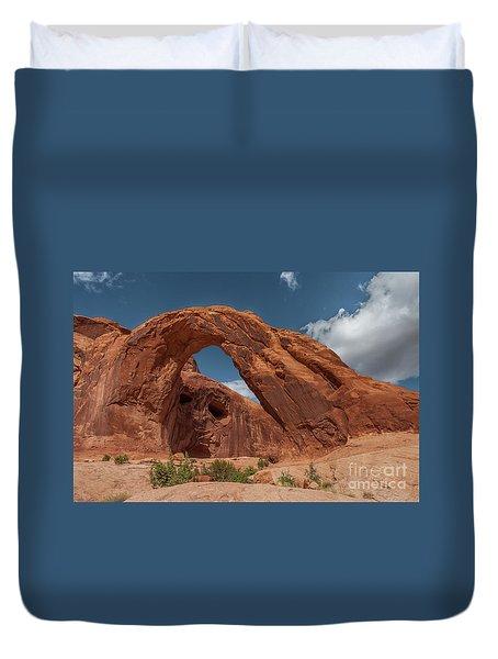 Corona Arch - 9757 Duvet Cover