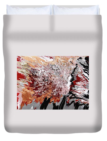 Corporate Duvet Cover by Ralph White