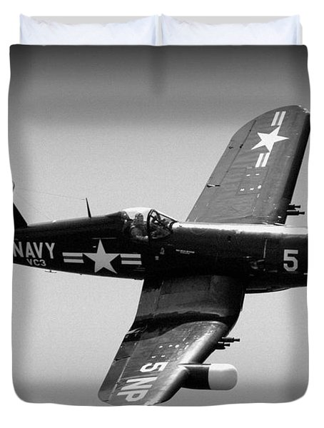 Corsair Flight Duvet Cover