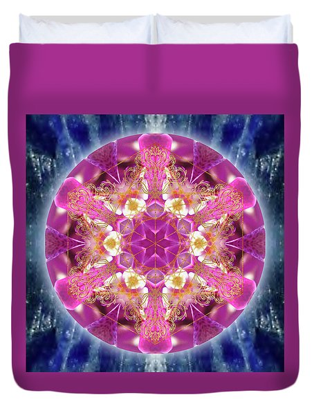 Cosmic Love Duvet Cover