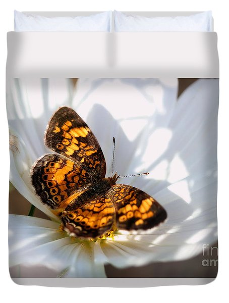 Cosmo Visitor 4 Duvet Cover