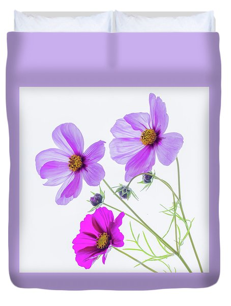 Cosmos Bright Duvet Cover