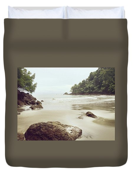 Costa Rica Duvet Cover