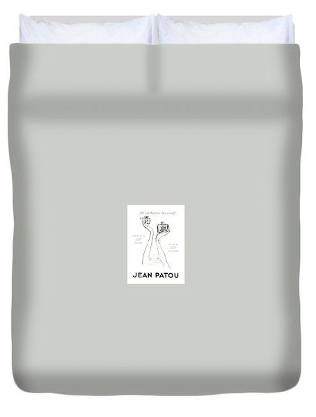 Duvet Cover featuring the digital art Costliest In The World by ReInVintaged