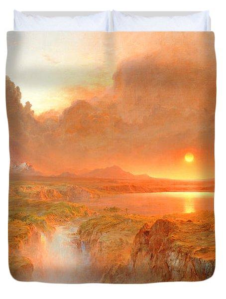 Cotopaxi Duvet Cover