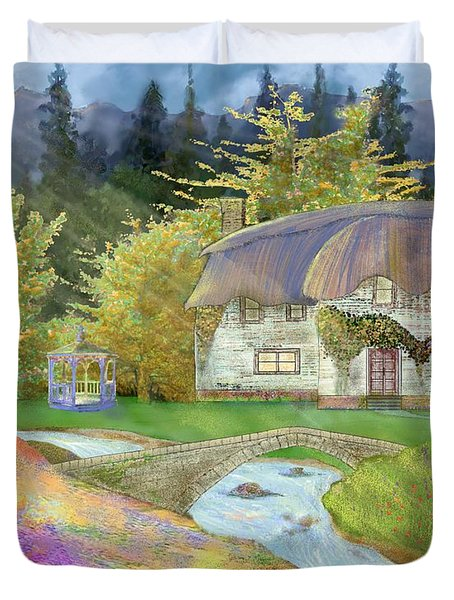 Cottage Duvet Cover
