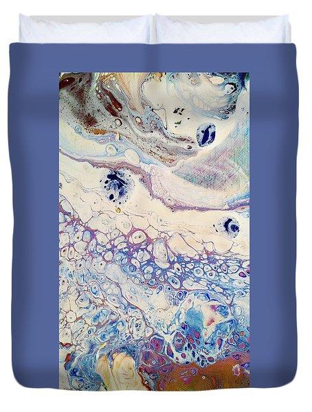Cotten Lather Duvet Cover