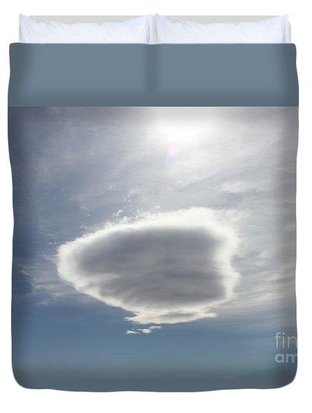 Cotton Baton Cloud Duvet Cover