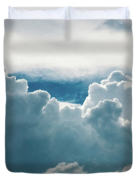 Cotton Clouds Duvet Cover