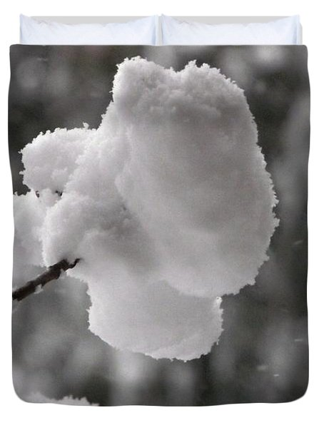 Cotton Snow Duvet Cover