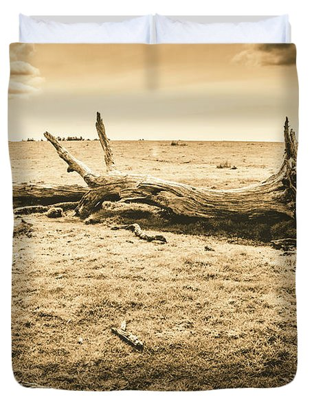 Countrified Australia Duvet Cover