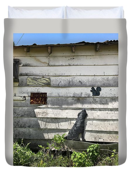 Country Art Duvet Cover