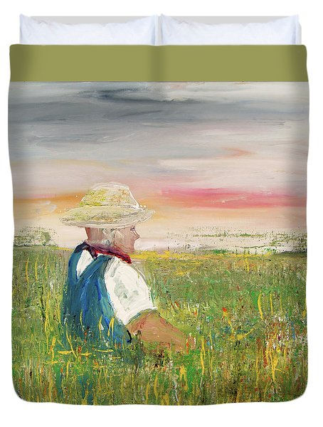 Country Dreams Duvet Cover