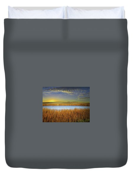 Country Field 2 Duvet Cover