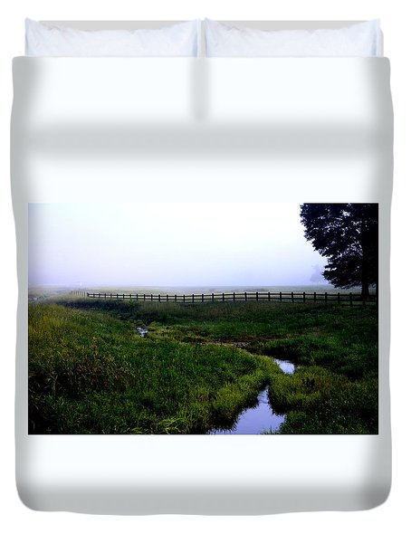 Country Field Duvet Cover