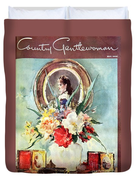 Country Gentlewoman Duvet Cover