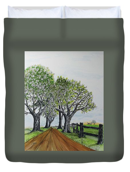 Country Lane 150711 Duvet Cover