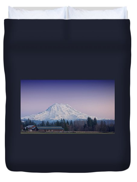 Country Moutain Duvet Cover