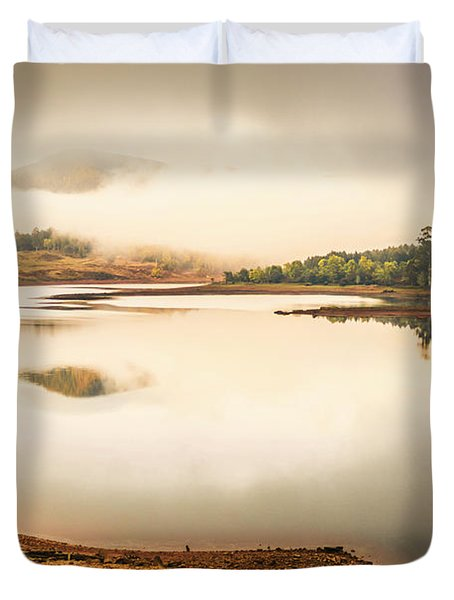 Country Waters Duvet Cover