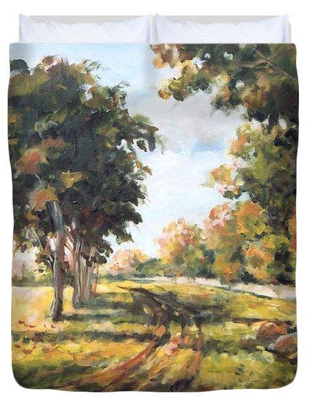 Countryside Duvet Cover