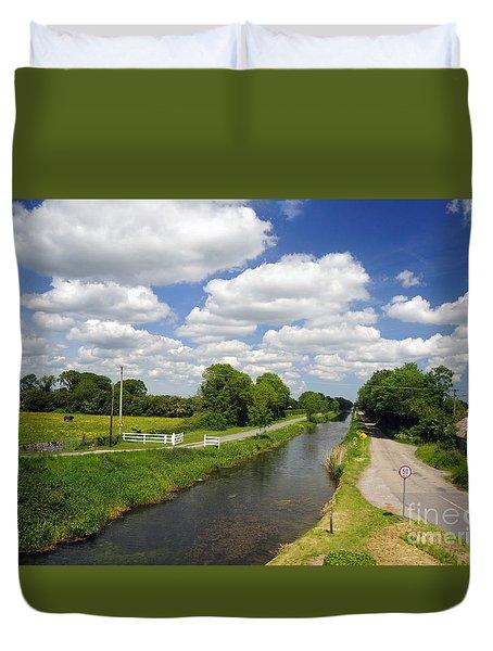 County Kilkenny Duvet Cover