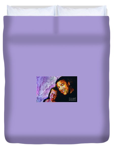 Couple Duvet Cover