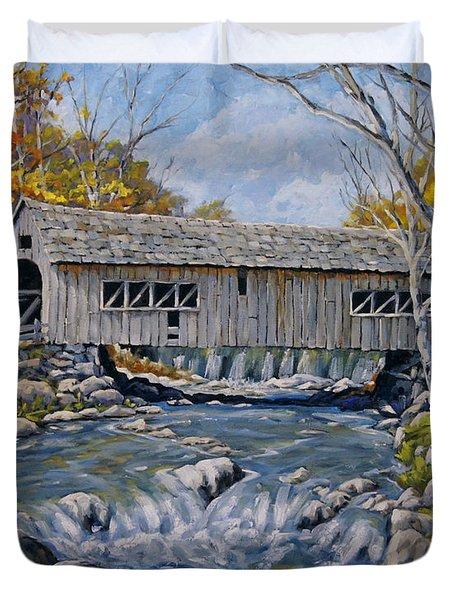 Cover Bridge 03 Duvet Cover