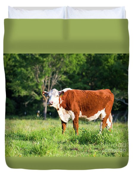 Cow #1 Duvet Cover