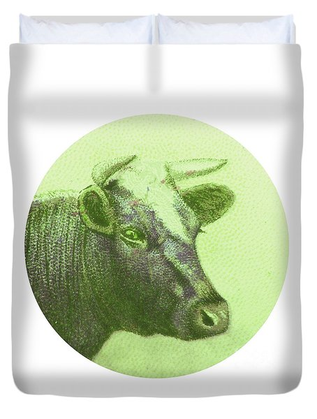Cow II Duvet Cover