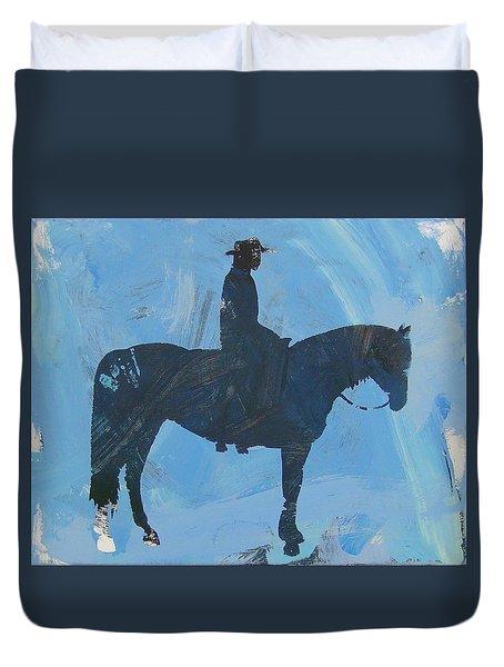 Cowboy Cormac Duvet Cover