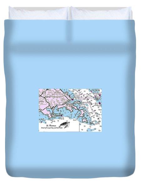 Cowpet Bay Duvet Cover
