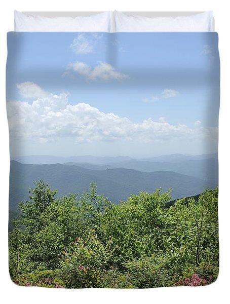 Craggy View Duvet Cover